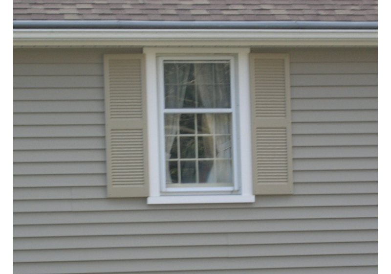 Peter l brown vinyl siding windows roofing company for Vinyl windows company
