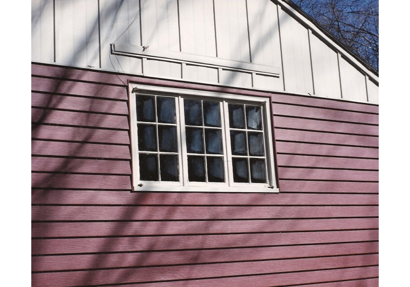 Vinyl siding colors peter l brown company for Vinyl windows company