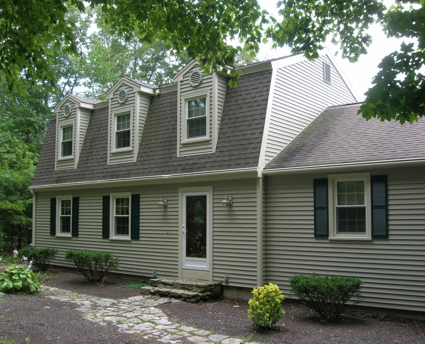 Hartford Ct Seamless Vinyl Siding Peter L Brown Company